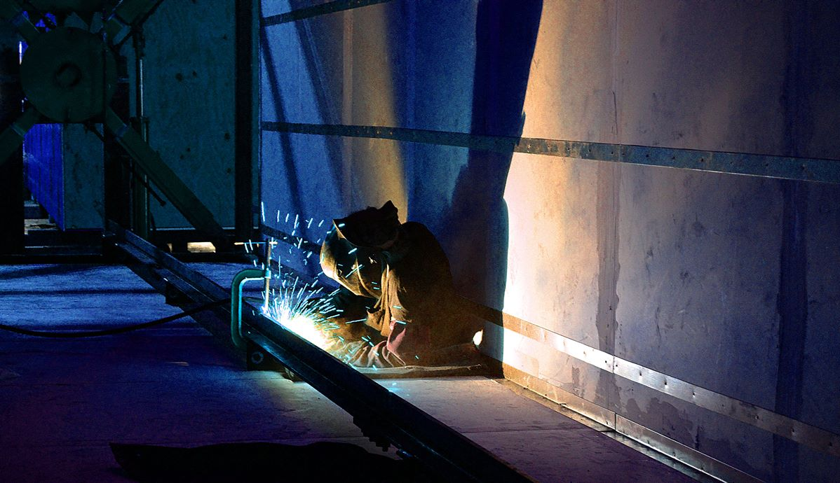 steel fabrication welding brisbane